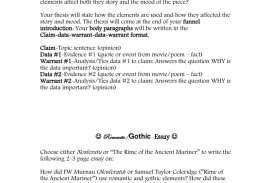 017 Warrant Essay Example 007751622 2 Singular Search Argumentative 320