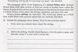 017 Writing Science Fiction Story Descriptive Essay Thesis Rare Statements Examples Example