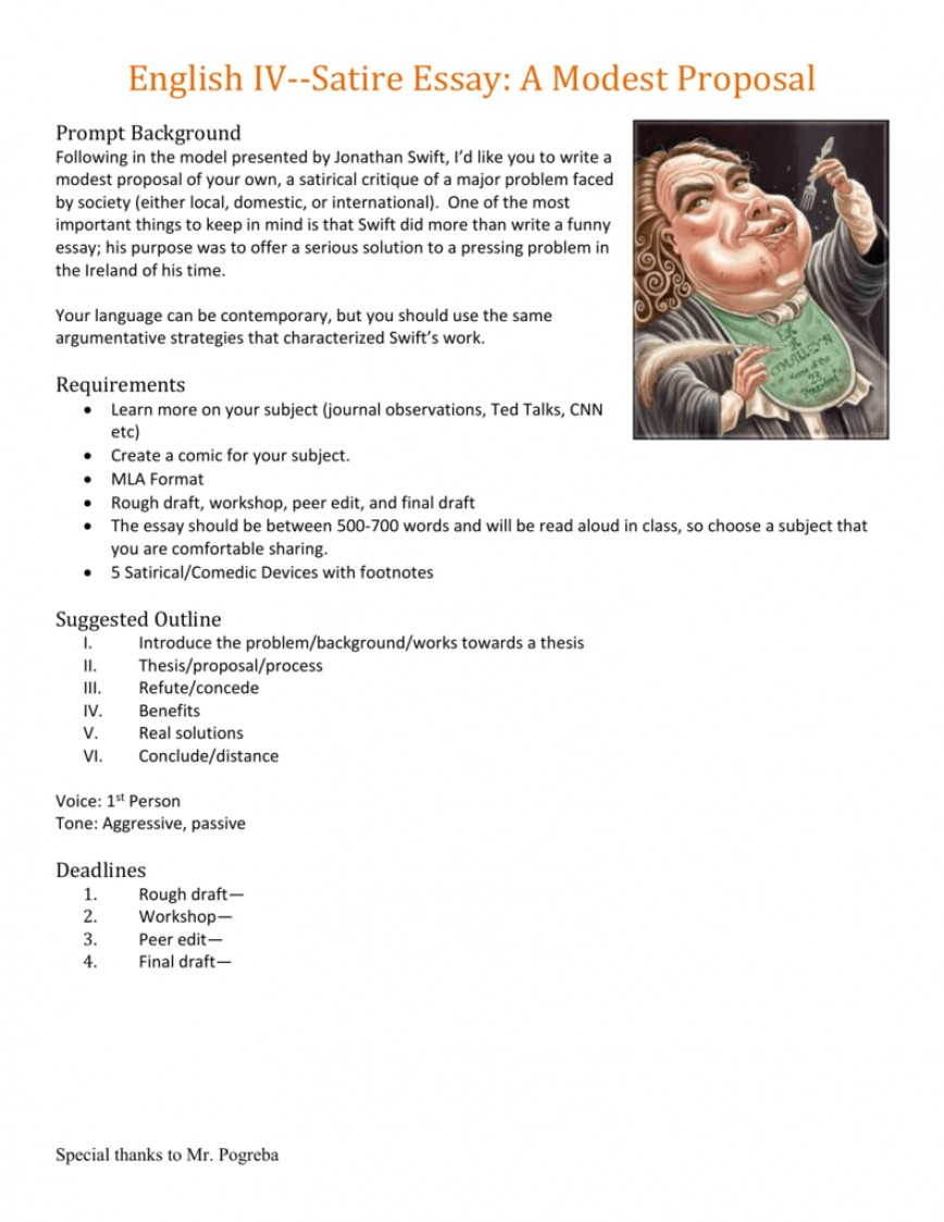 018 006771309 1 Modest Proposal Essay Astounding A Pdf Writing Prompt