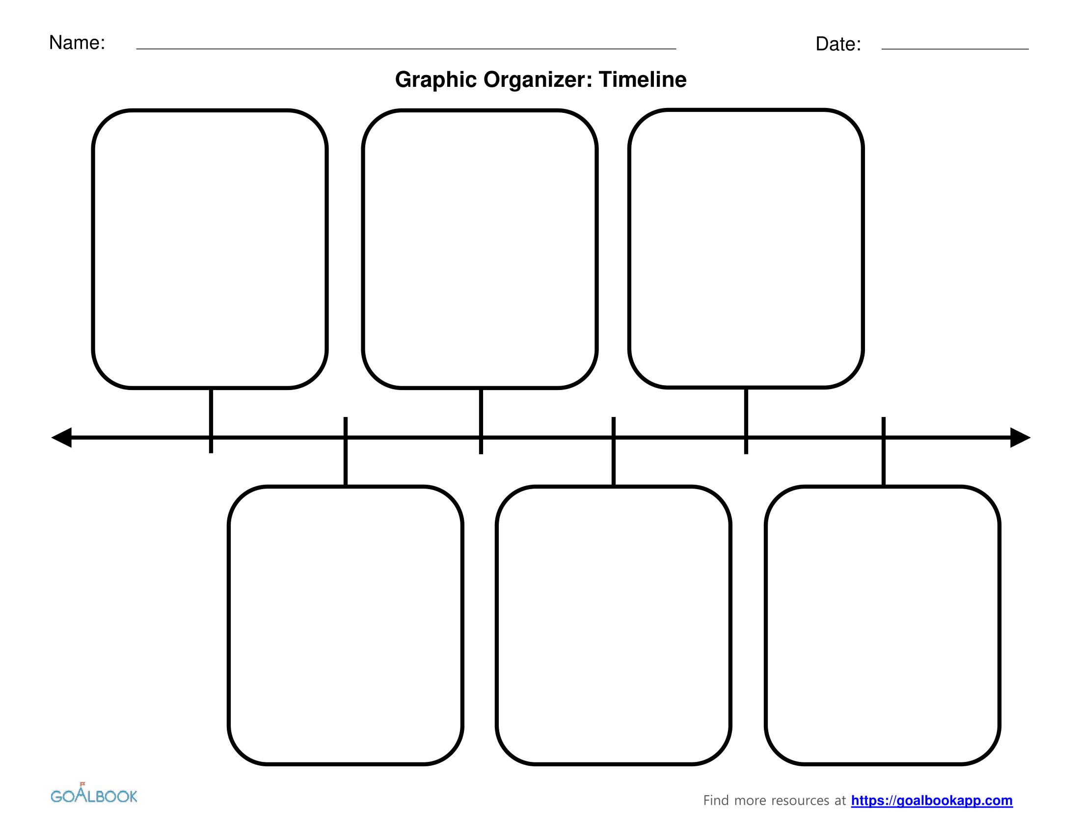 018 03 Timeline Blank Essay Example Five Paragraph Graphic Wonderful Organizer High School Definition 5 Pdf Full