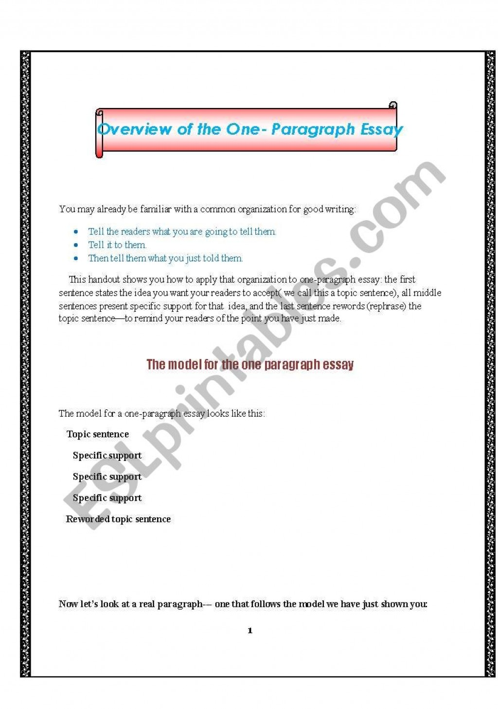 018 160445 1 Writing One Paragraph Essay Awesome About Dwarfism Topics Large