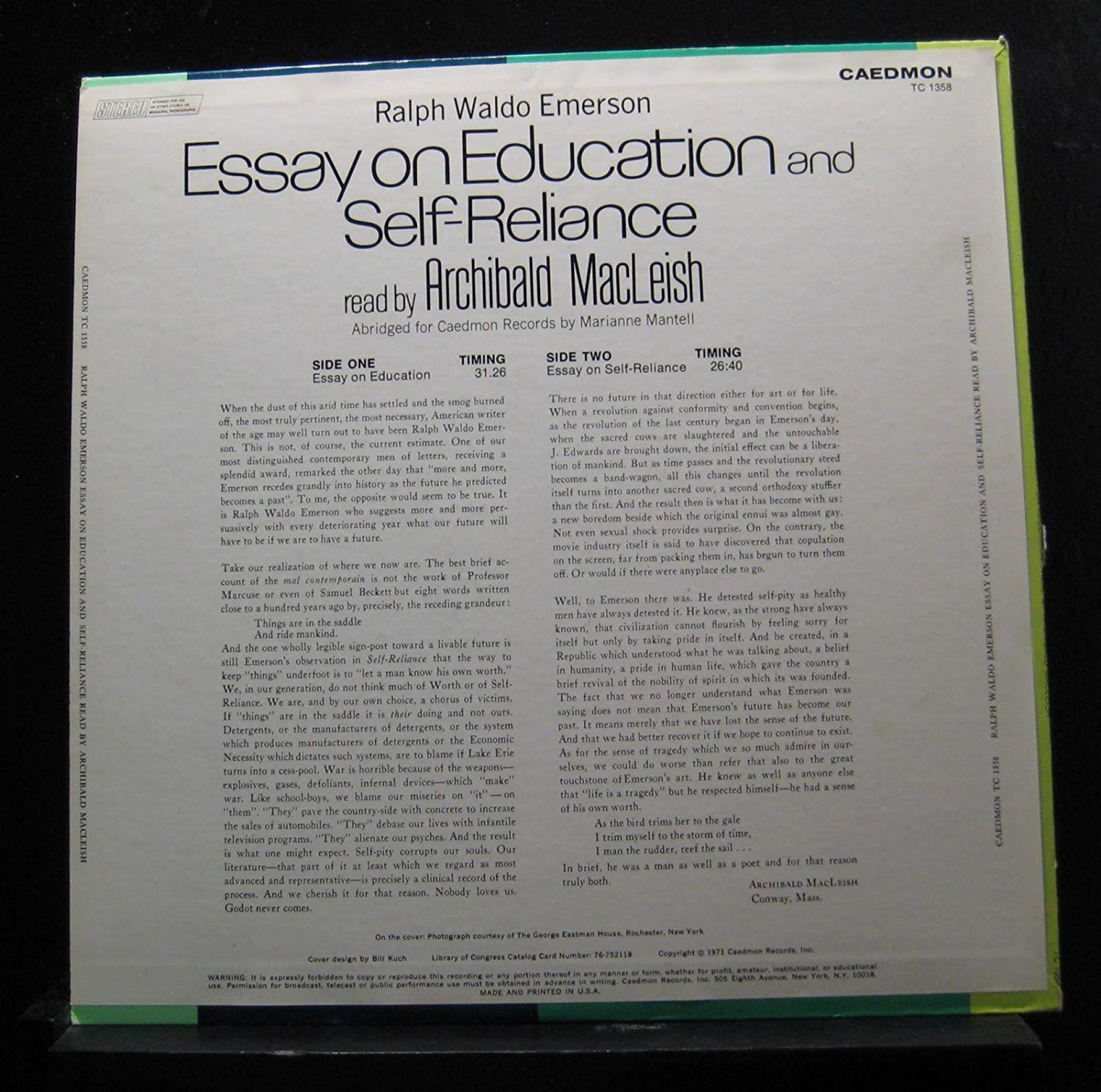 018 81ygqo7iyql  Sl1500 Emerson Self Reliance Essay Staggering Summary Translated Into Modern English Analysis1920