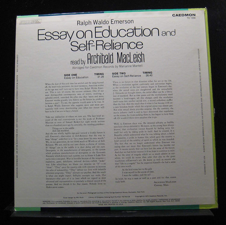 018 81ygqo7iyql  Sl1500 Emerson Self Reliance Essay Staggering Summary Translated Into Modern English AnalysisFull