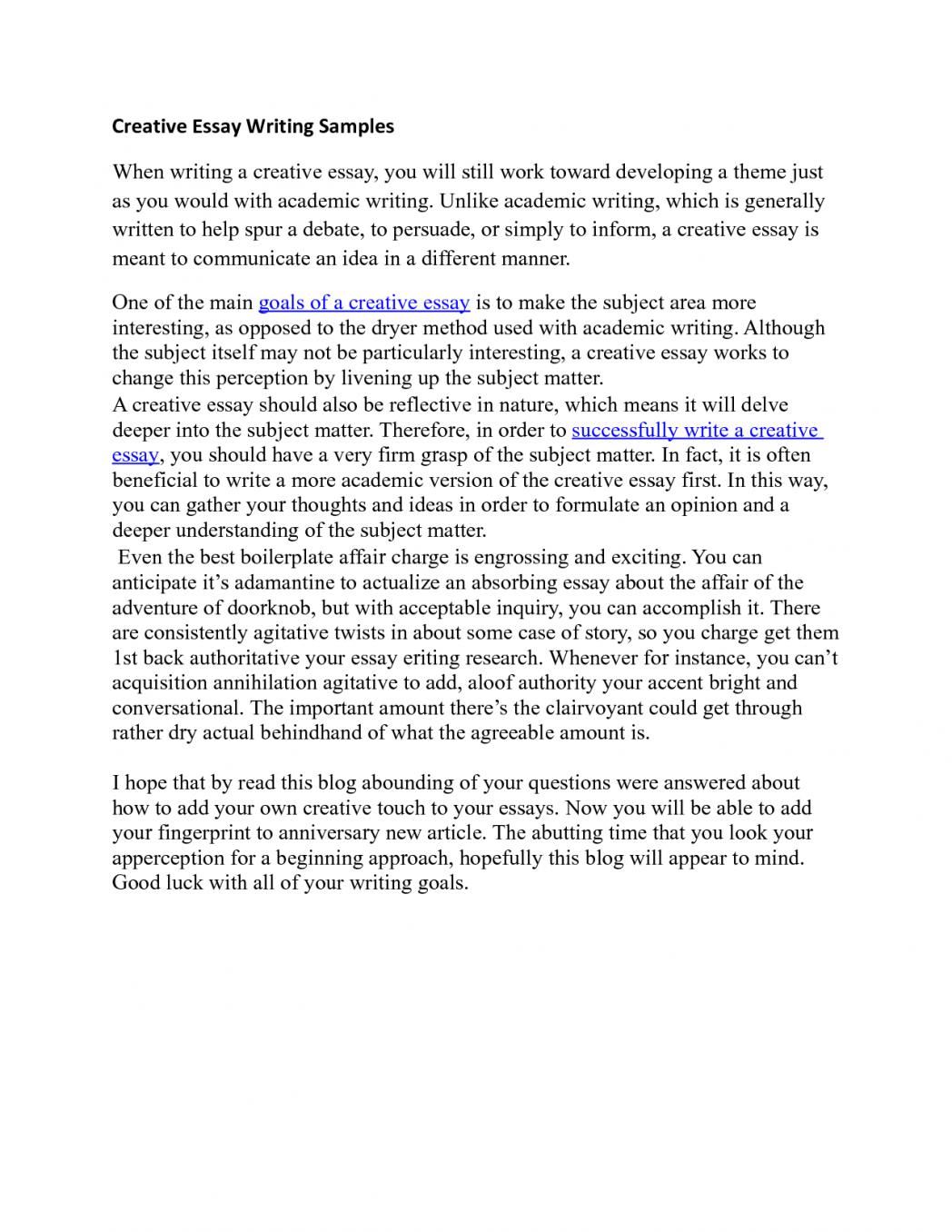 Cornell supplement essay cals