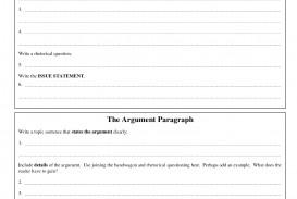 018 Counter Argument Essay Example Persuasive Graphic Organizer With 735077 Imposing Ideas Topics