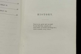 018 Essay Example 4818emerson Wl Emerson Dreaded Essays Self Reliance And Other Second Series Nature