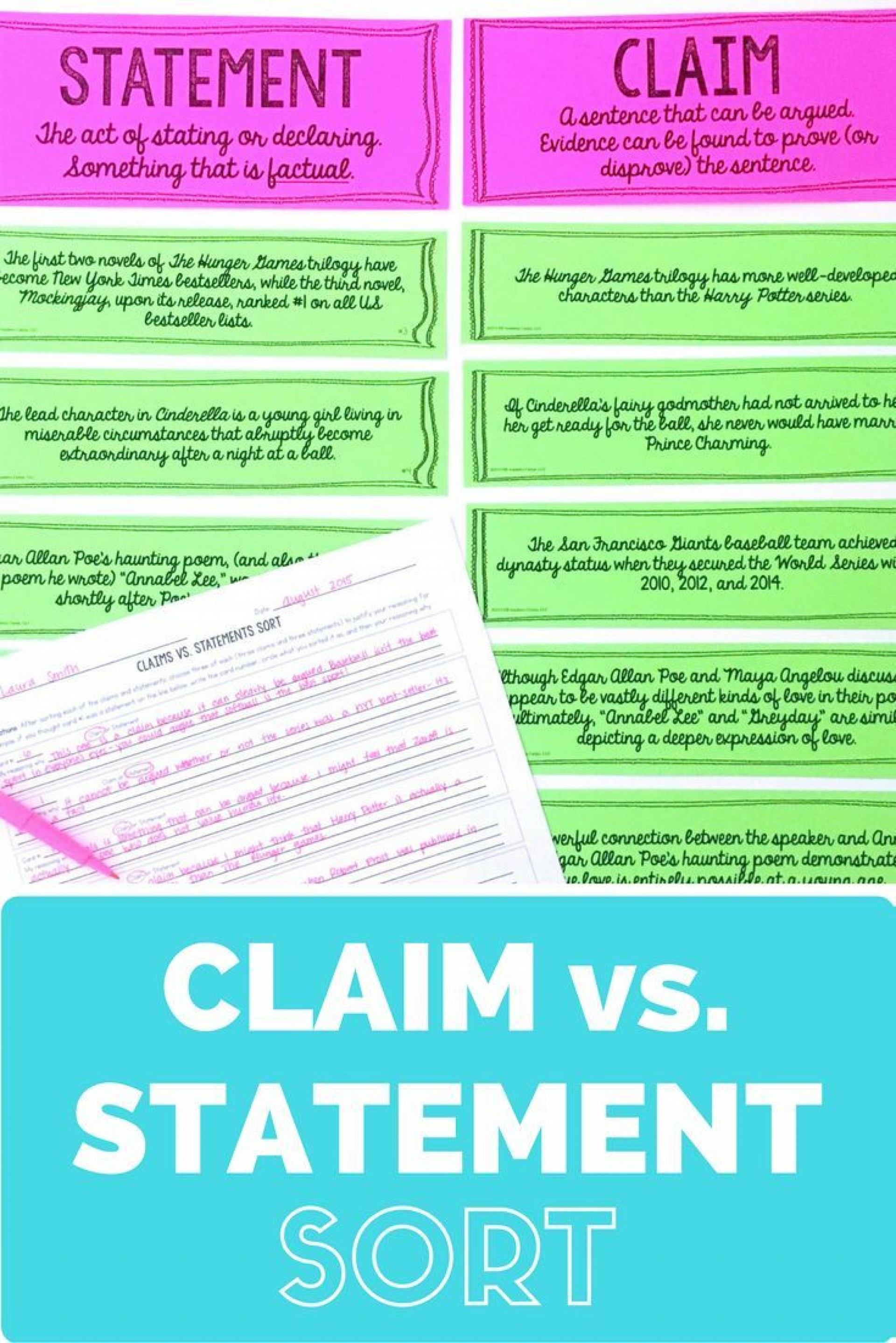 018 Essay Example An Effective Claim For Argumentative Wondrous Is Which Statement Of Brainly Quizlet 1920