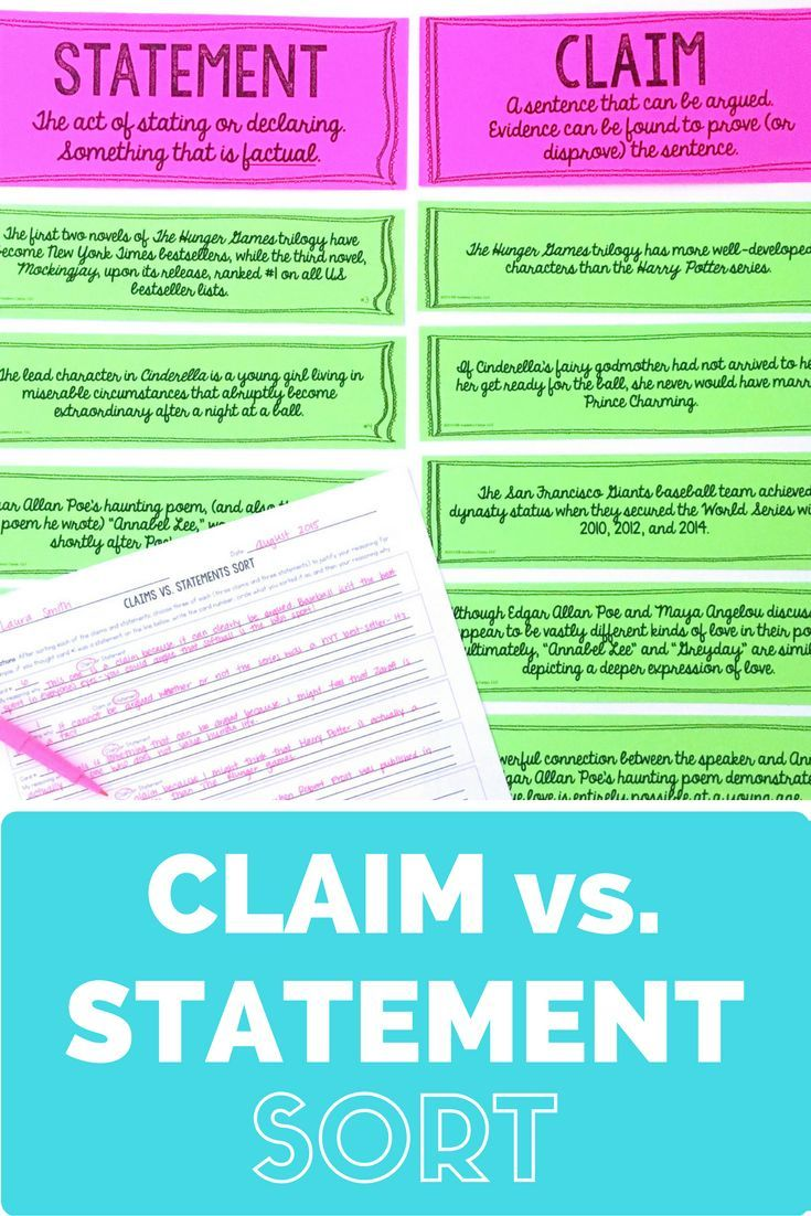 018 Essay Example An Effective Claim For Argumentative Wondrous Is Which Statement Of Brainly Quizlet Full