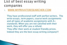 018 Essay Example Best Writing Companies 55eda1f2724ac W1500 Frightening Company In Interview To Work For Uk