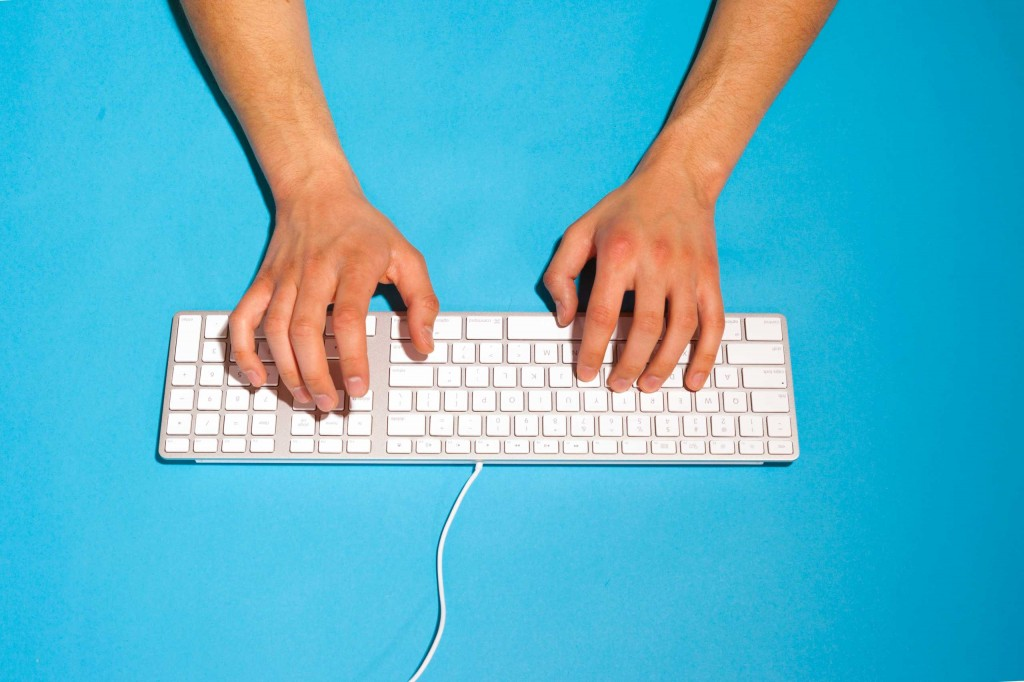 018 Essay Example Computer Keyboard Typing Favorite Day Of The Outstanding Week Sunday Is My Large