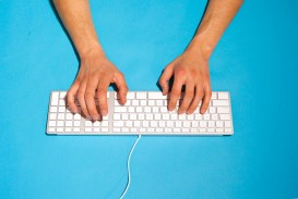 018 Essay Example Computer Keyboard Typing Favorite Day Of The Outstanding Week Sunday Is My