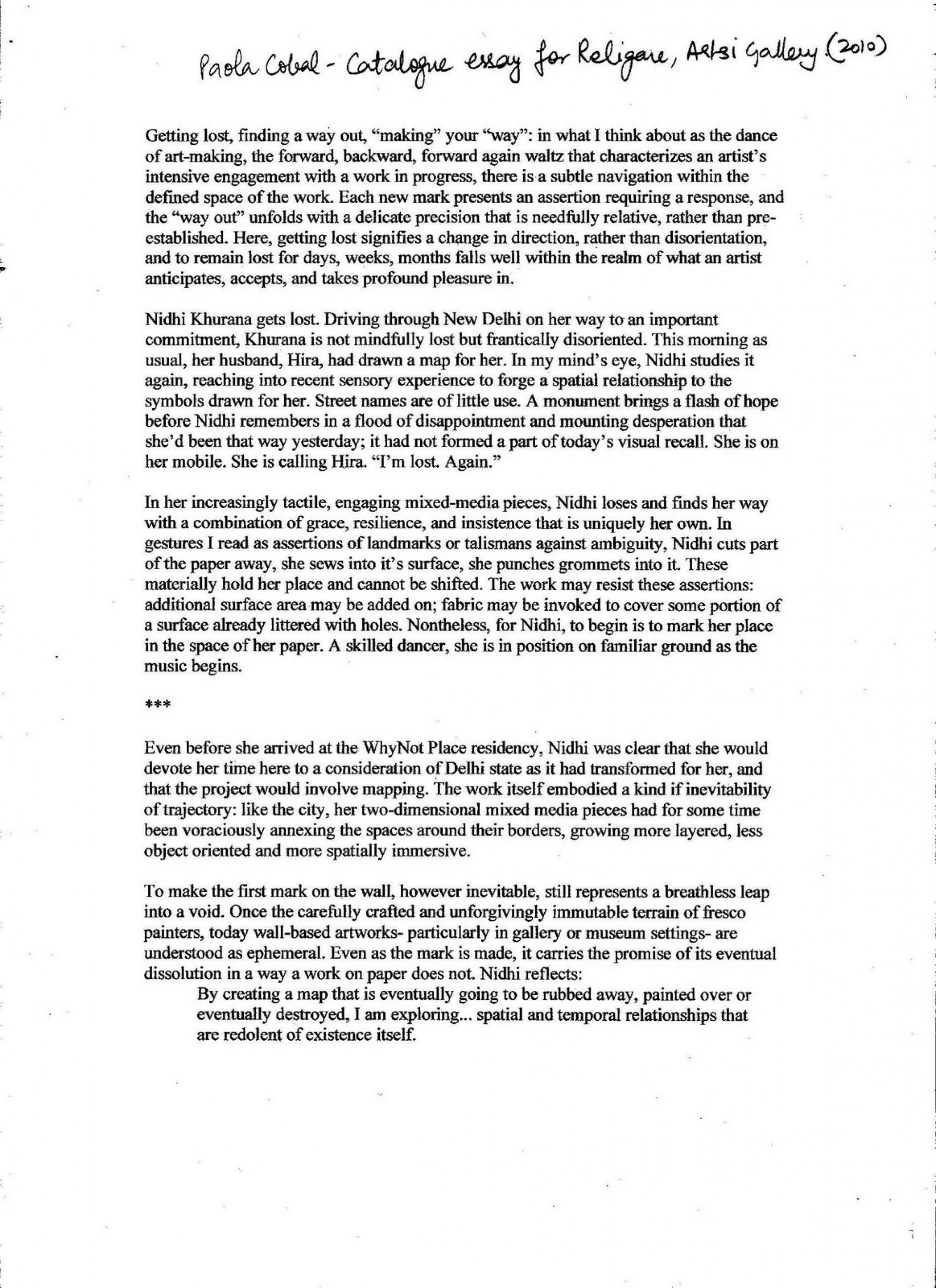 018 Essay Example Definition Topics Striking For High School Creative 1920