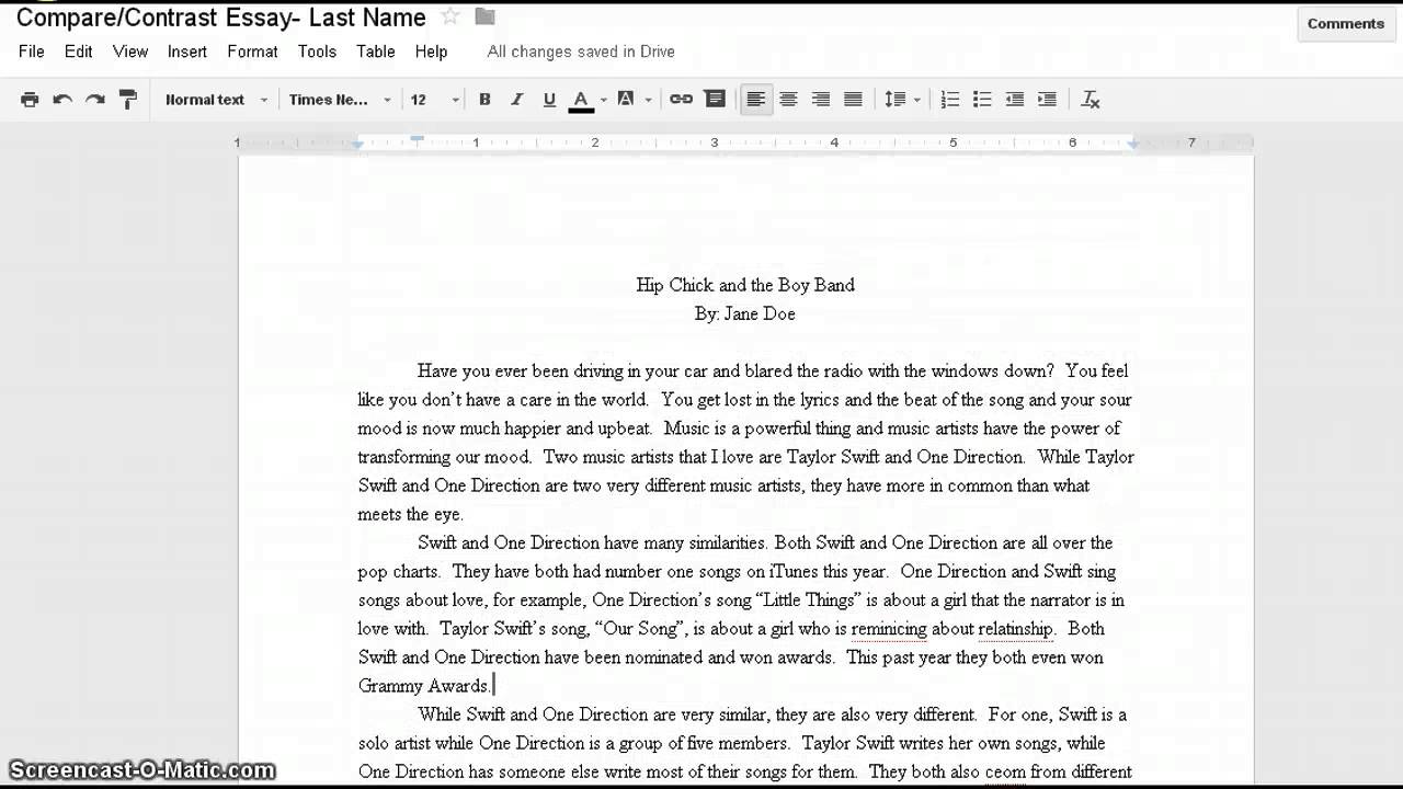 018 Essay Example Ekjthva0dg How To Write An Introduction Paragraph Best For About Yourself A Book Informative Full
