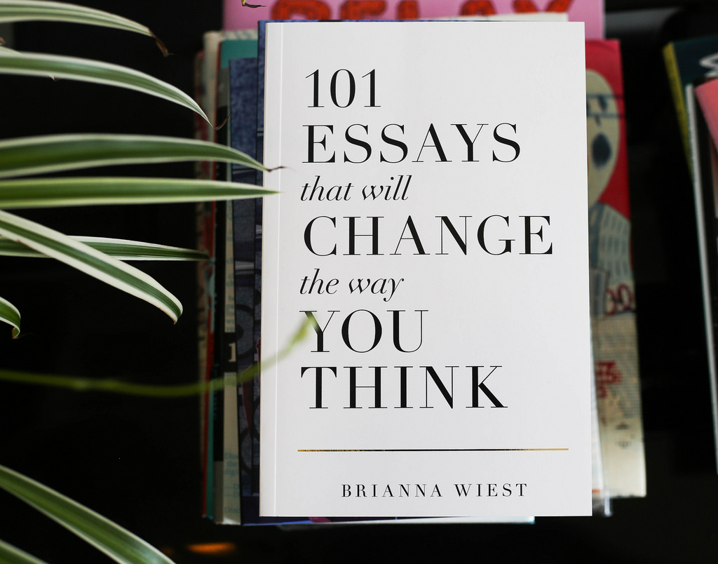 018 Essay Example Essays That Will Change The Way You Think 34458631120 86ea922725 B Unusual 101 Book Depository Barnes And Noble Review Full