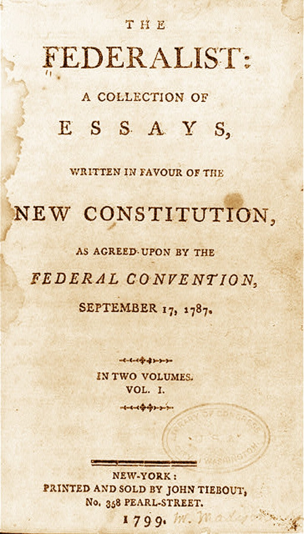 018 Essay Example Federalistpapers Alexander Hamilton Frightening Essays 51 Federalist Papers 78 Did Wrote Large