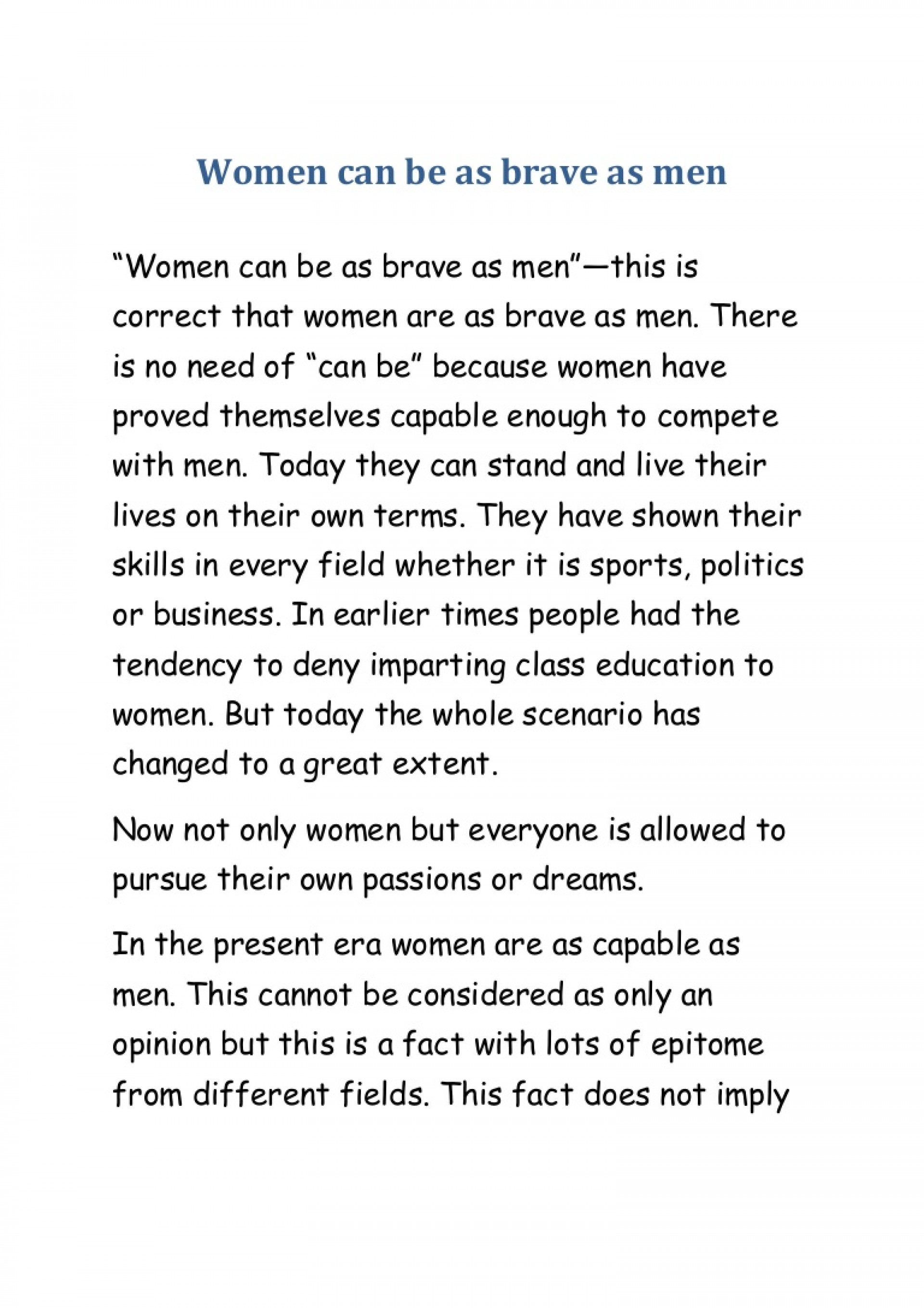 018 Essay Example On Women Conversion Gate01 Thumbnail Incredible Women's Rights In India Short Empowerment 1920