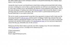 018 Essay Example Page 1 Fix Singular My College Generator Free Help