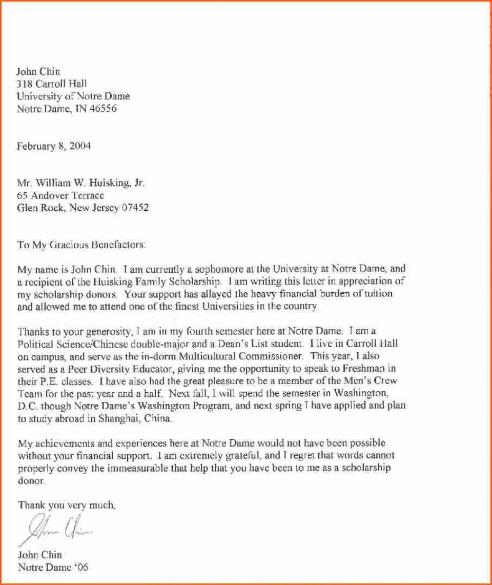 018 Essay Example Scholarship Application Letter Sample Staggering Mba Tips College Ideas 960
