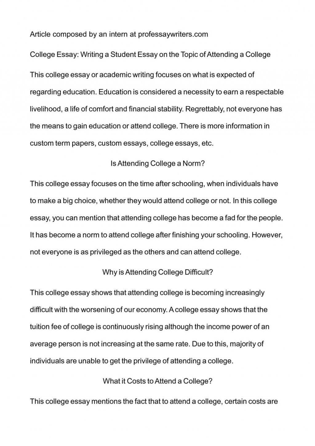 018 Essay Example Student Awesome Sat Examples Transfer Large