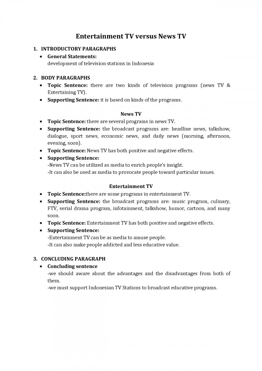 018 Fbunmxinib Outline To Essay Exceptional Sample Template Doc Definition