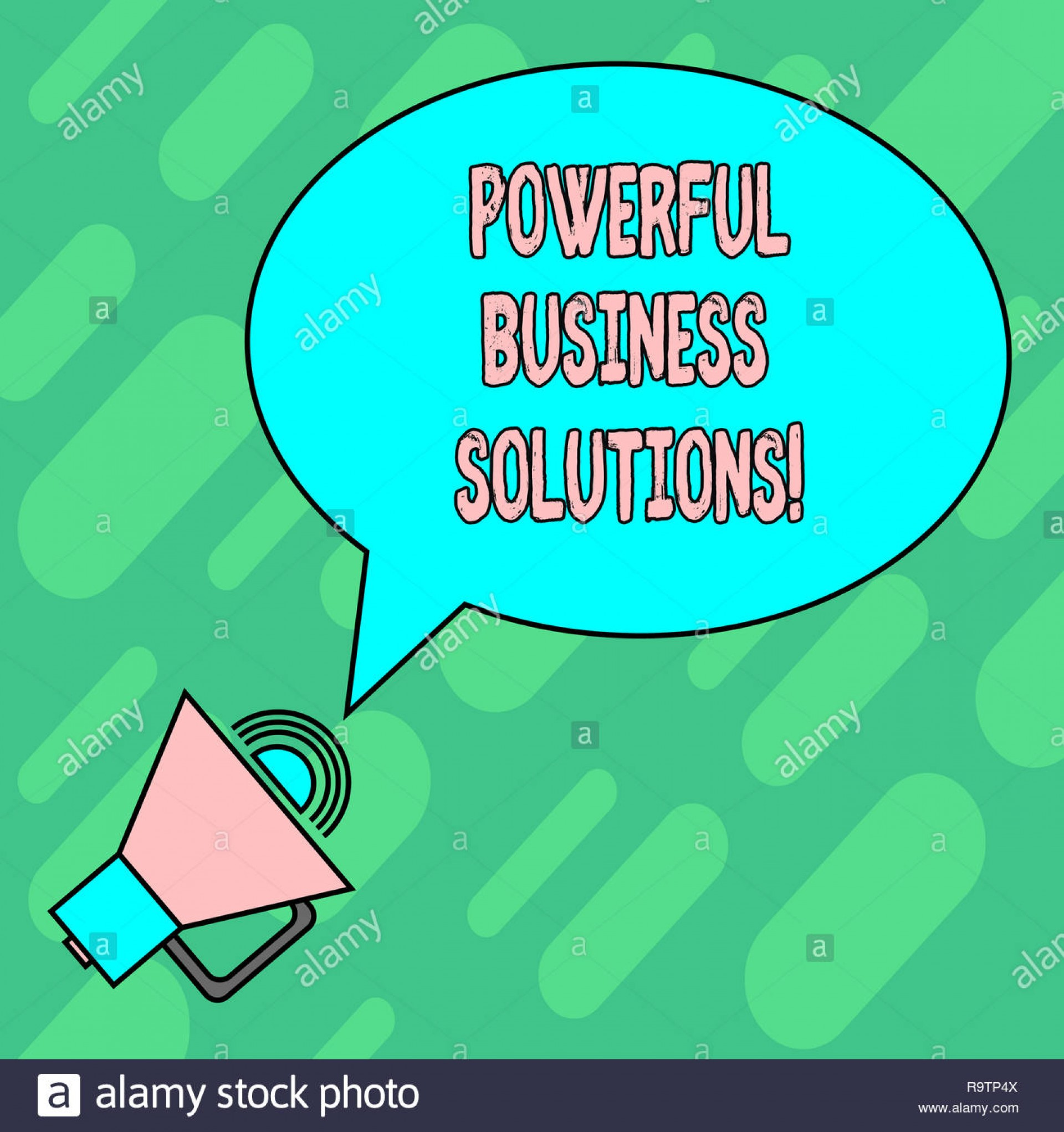 018 Handwriting Text Writing Powerful Business Solutions Concept Meaning Ideas Used To Help Company Achieve Its Goals Blank Oval Outlined Speech Bubble R9tp4x Essay Example Rare Topics Explanation Explaining A 1920