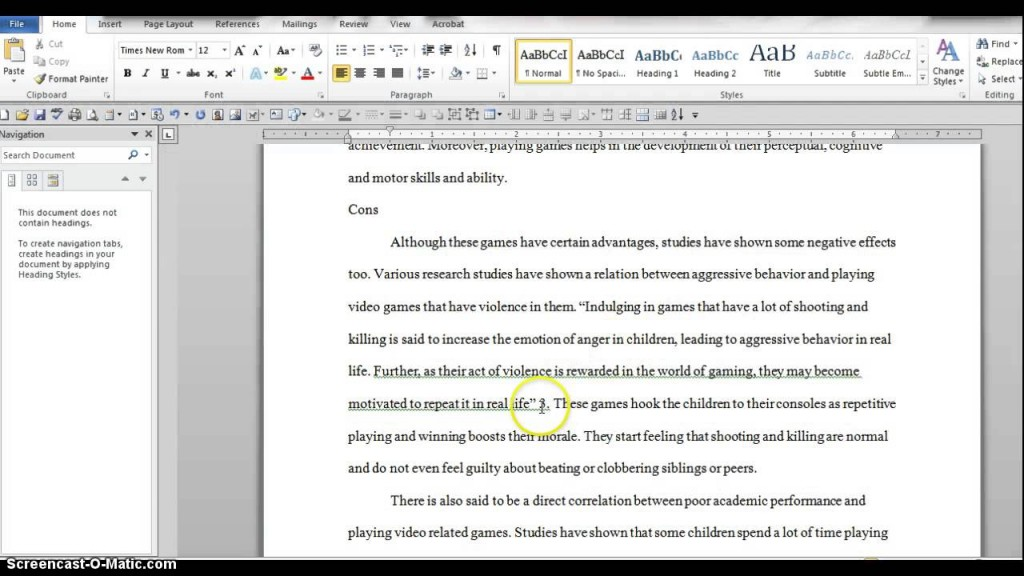 018 How To Cite Website In Essay Maxresdefault Stupendous A Paper With No Author Or Date Citation Text Apa Large