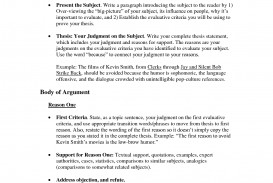 018 How To Write An Evaluation Essay Critical Example Sample L Outstanding A Self Psychology On Product