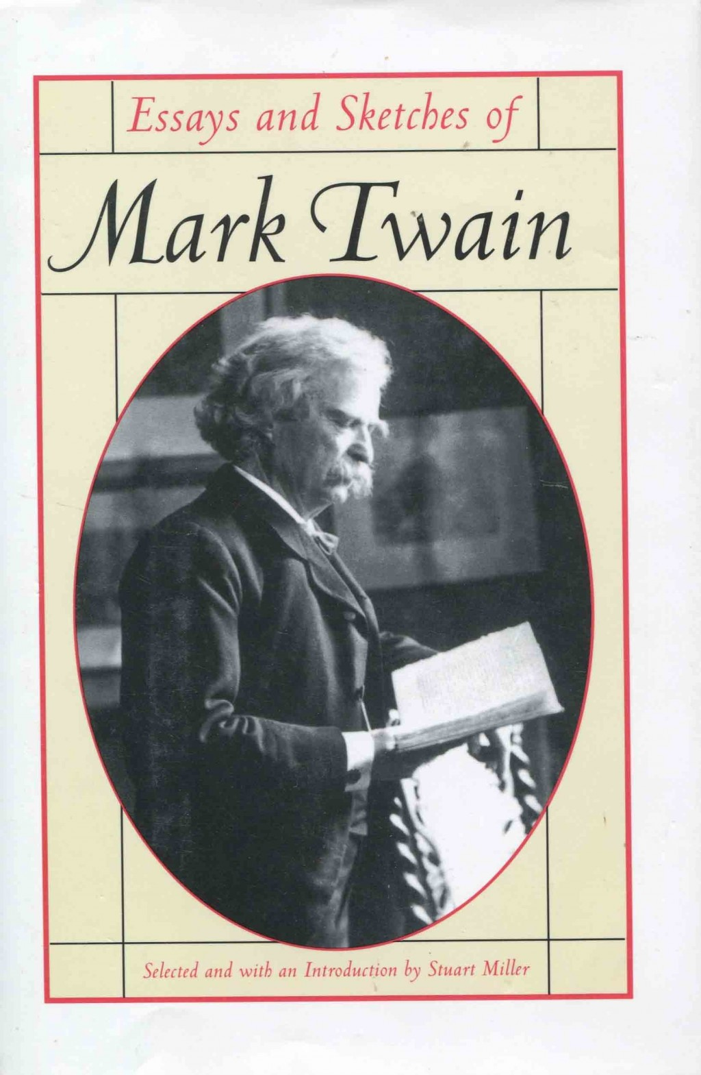 018 Mark Twain Essays 71ujezudo4l Essay Surprising Pdf On Writing Nonfiction Large