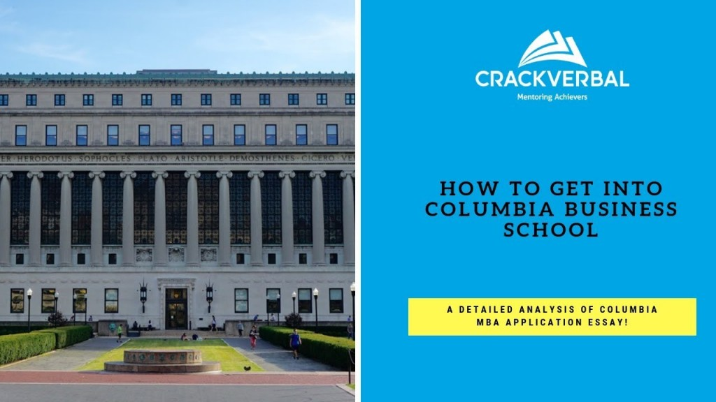 018 Maxresdefault Essay Example Columbia Wonderful University Application Tips Prompt Supplement Examples Large
