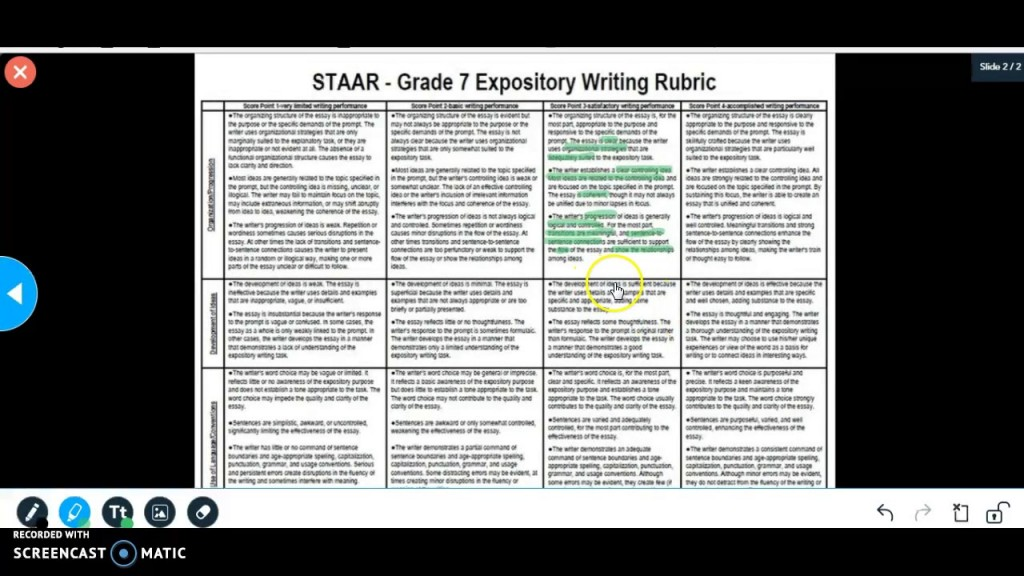 018 Maxresdefault Essay Example Expository Awesome Rubric 5th Grade Informative Writing 4 7th Large