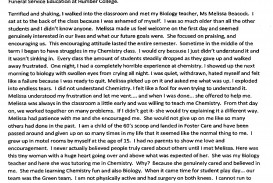 018 Michelle Cooper Best Teacher Essay3 Expository Essays High School Staggering Essay Examples Theme