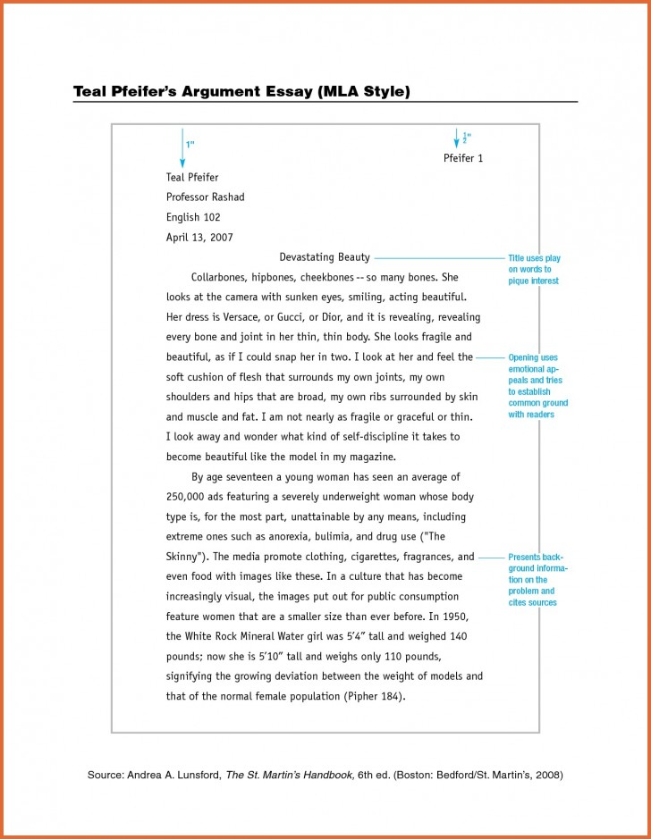 018 Mla Format Essay Title Page Fresh Of An Goal How To Your Paper In Goodwi My Style With Word Narrative Stirring Citation Example Cover Purdue Owl 728