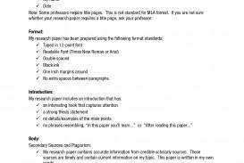 018 Mla Format Narrative Essay Example Staggering