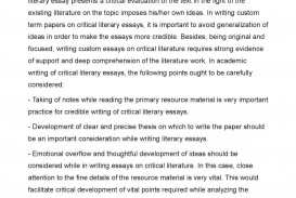 018 P1 Essay Example How To Write Literary Step Outstanding A By Pdf Ppt Analysis