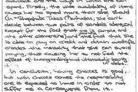 018 Princeton Essay Example Astounding Review College Guide Graded Confidential