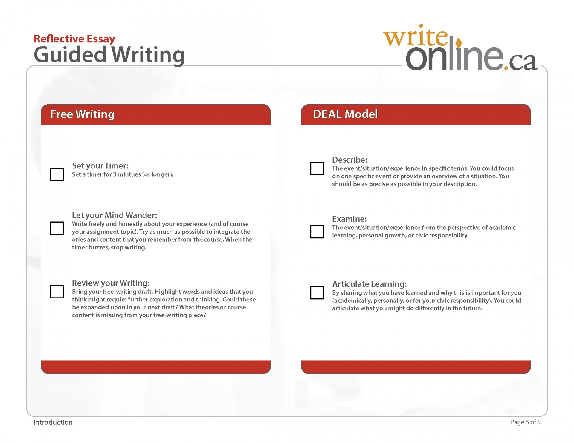 018 Promptchecklist Page 3 Essay Example Free Archaicawful Write Writing Prompts Examples Website To Essays 1920