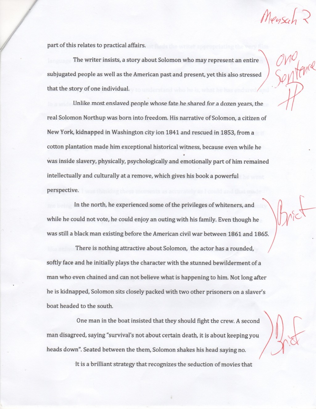 018 Racism Essay Topics Example Excellent Questions Othello Paper Large