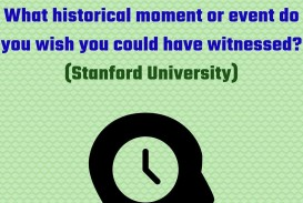 018 Stanford Essay Prompts Phenomenal Examples Application