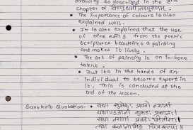 018 Studymode Essay Staggering Written In Kannada Language A Day Without Water About Social Problem
