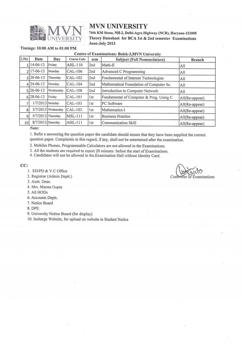 018 Theory Datesheet For 1st And 2nd Sem Illegal Immigration Essay Stunning Title Persuasive Topics Argumentative Thesis Large