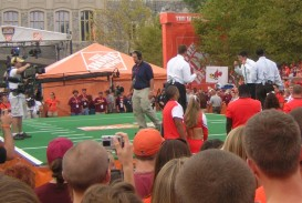 018 Virginia Tech Essay Example College Gameday At The Field Singular Essays That Worked Help Requirements