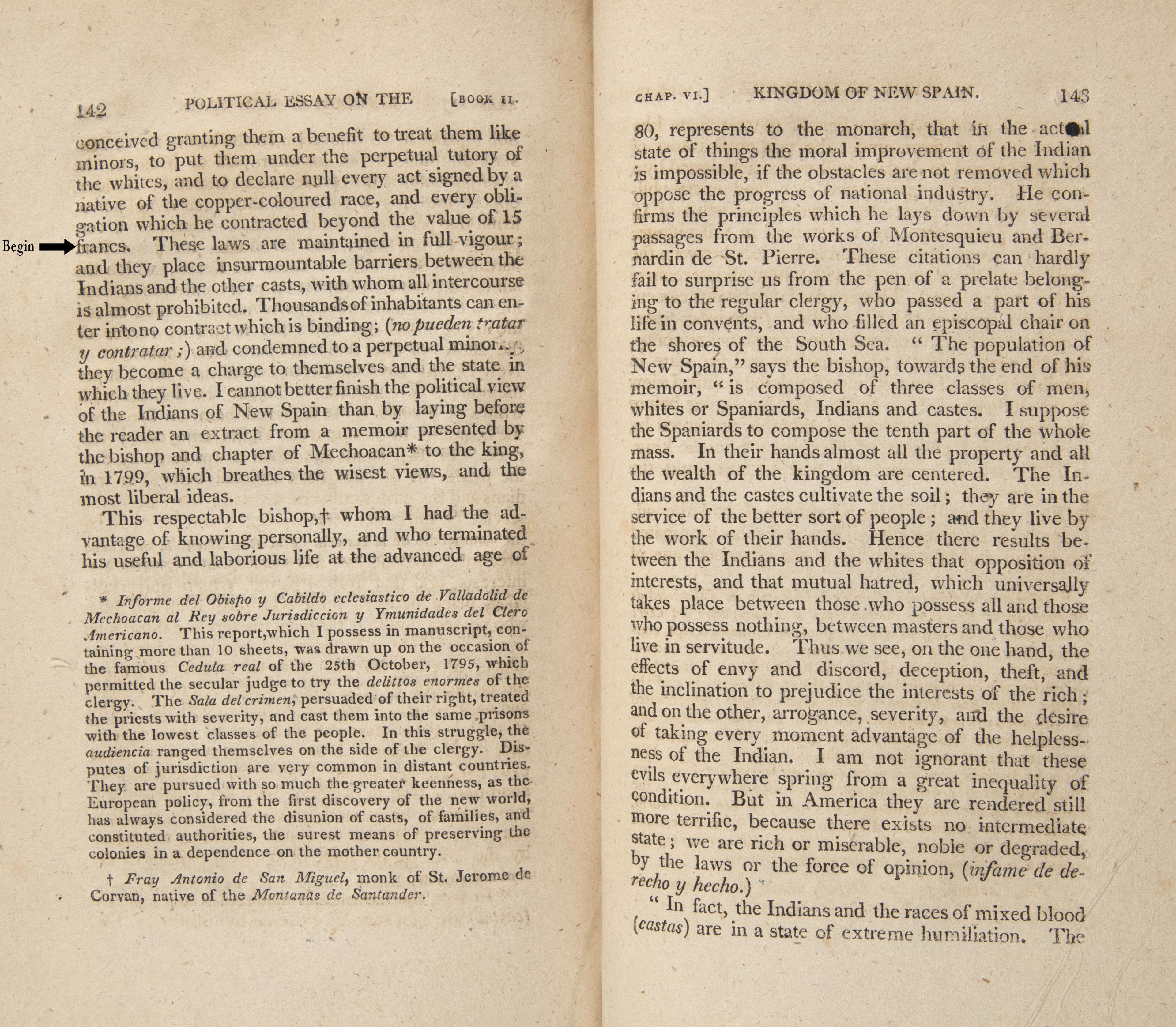 018 Von Humboldt Political Essay Pp142 143 Mod Example Dreaded Crossword Puzzle Clue Full