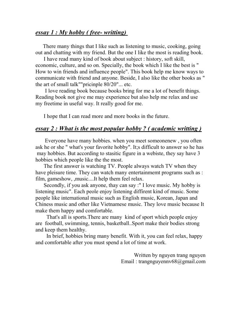 019 008049166 1 Essay Example My Impressive Hobby In Urdu Class 7 Hindi Cricket Marathi Full