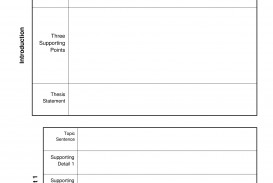 019 1fiveparagraphessayoutlinechunked Essay Example Informative Graphic Fascinating Organizer Free Informational Pdf 6th Grade