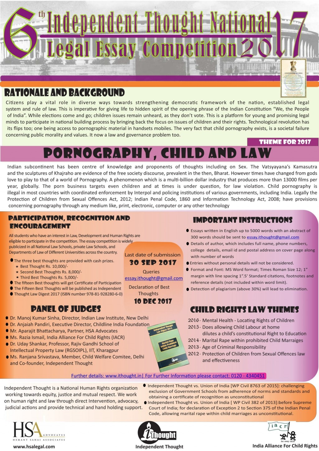 019 Age Of Responsibility Essay Example Poster 6itnlec2017 Final 4july2017 Awful Persuasive Argumentative Criminal Large