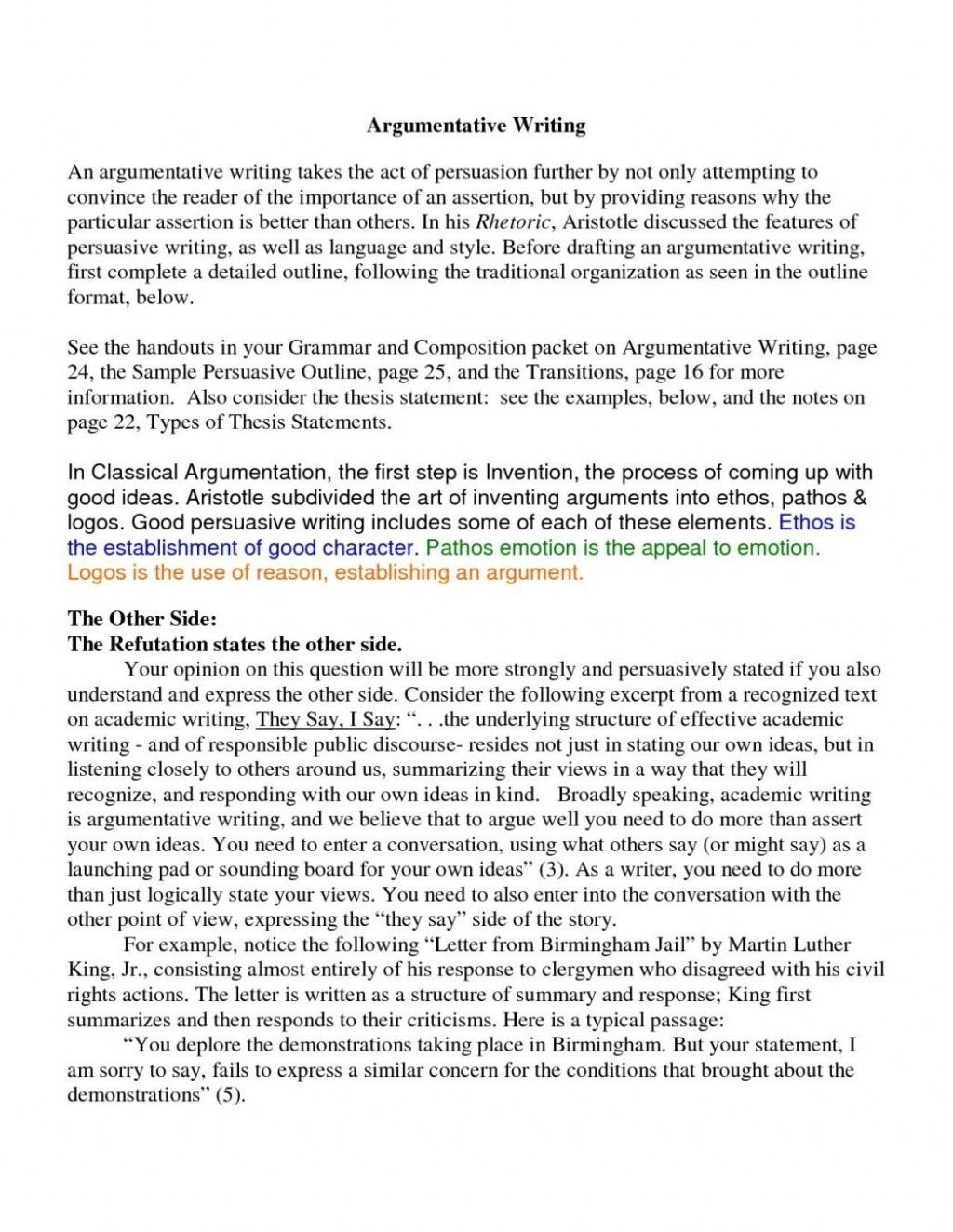 019 Argumentative Essay Samples For College Examples Of Persuasive Inside Level Example Awful Vs Are And Essays The Same Differentiate Large
