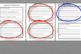 019 Argumentative Essay Structure Example Imposing Ppt Pdf Outline Worksheet