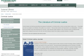 019 Cj Guide Journals Png Criminal Justice Essay Topics Unique Canadian Compare And Contrast Youth Act
