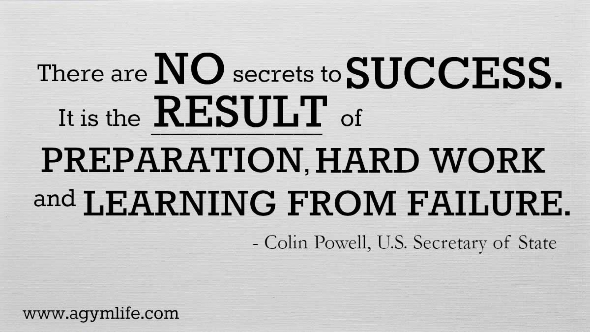 019 Colin Stuckert Powell Quote Agymlife Com Essay Example Success In Fantastic Life How To Become Successful Person Secret Of 1920