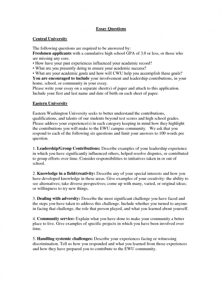019 College Essays Application Career Goals Personal L Awesome Essay Mba Consulting Academic For Sample 728